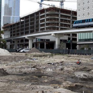 Prehistoric village found in downtown Miami